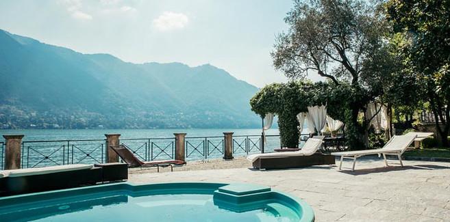 wedding in Italy lake Como