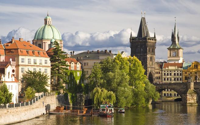 Билеты на самолет в Чехию