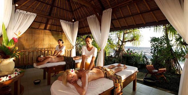 Балийский массаж для двоих