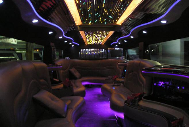 limousine rental in Kolomna