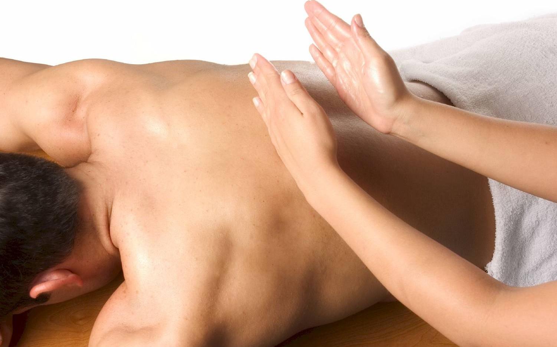 спа массаж для му