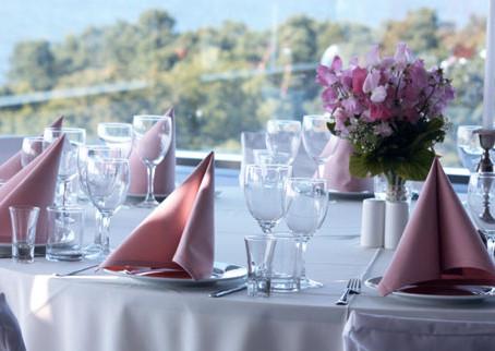Организация свадьбы. Выбираем ресторан.