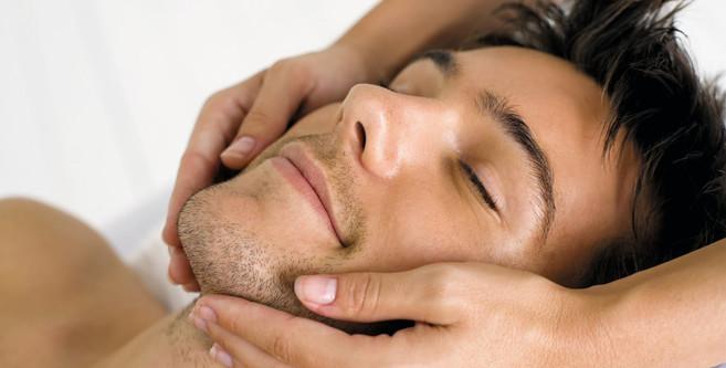 массаж лица