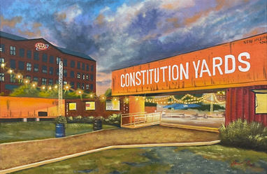 Constitution Yards - 12x18_ - Oil on Canvas - Available.jpg