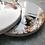 Thumbnail: Chili, Cebula, Czosnek - 2 podkładki ceramiczne