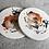 """Thumbnail: Komplet 2 podkładek ceramicznych """"Ślimak"""""""