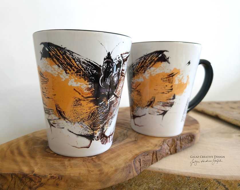 Kubki Latte - Lepidoptera