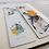 Thumbnail: Zestaw 2 zakładek magnetycznych do książki