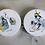 Thumbnail: Podkładki ceramiczne pod kubek -  Ślimaki