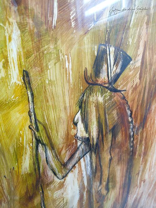 Podróż Żabola - ilustracja