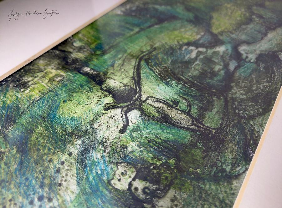 Kapelusznik - ilustracja
