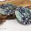 Thumbnail: Bańkowa Panienka - komplet szklanych podkladek
