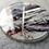Thumbnail: Podkładka szklana pod kinek - Zima