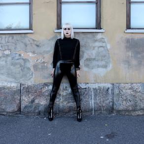 Suzi Sabotage Releases Debut Album 'Postmodern Dystopia'