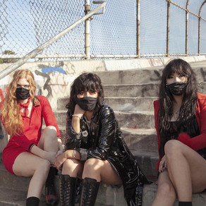 """L.A. Witch Release New Video """"Motorcycle Boy"""""""