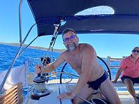 Gay sailing Saronics