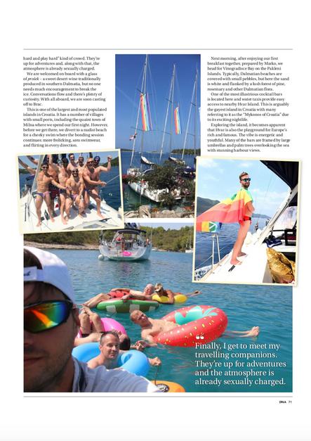 DNA Magazine, Page 2