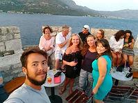 Korcula Sailing Croatia