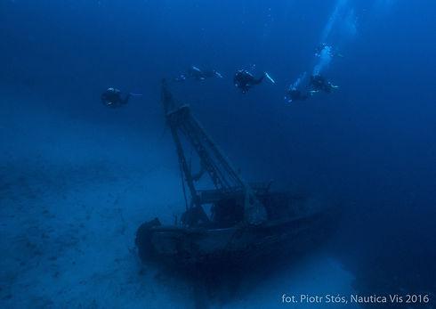 Ship Wreck Dive Croatia