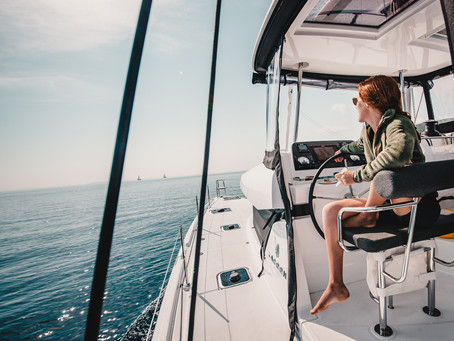How To Survive Your First Sailing Holiday