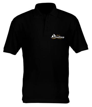 Crew Gear Polo (Black)