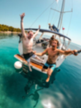 Sailing Holiday in Croatia