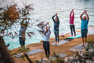 Yoga Sailing Morning Classes