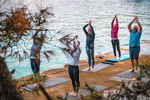 Yoga Sailing Morning Classes
