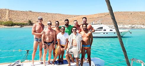 Gay Sailing Athens