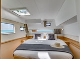 Gay Sailing Greece Master Cabin