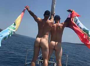 Gay Sailing Greece