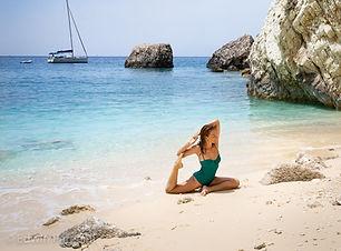 Greece Yoga