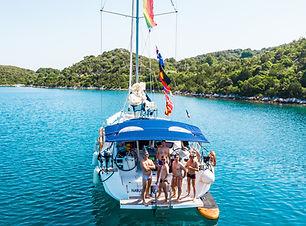 Pride Sailing