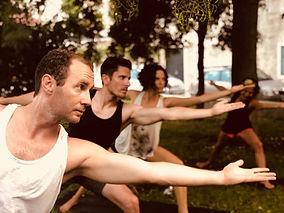 Yoga Sailing Meditation Sessions