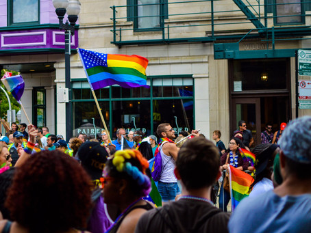 The Formation of the Pride March