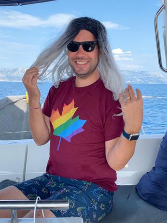 gay sailing themed days