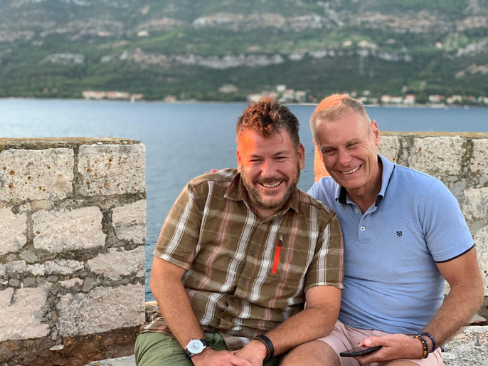 gay sailing croatia