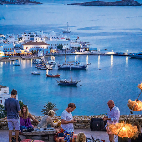 What To Do In Mykonos