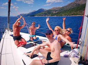 Yoga Sailing Croatia