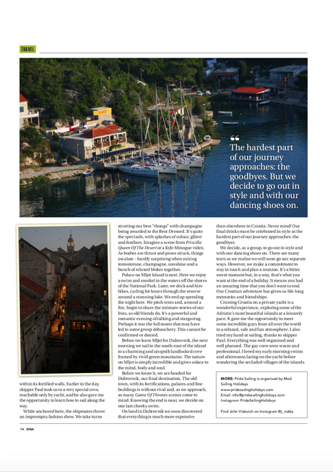 DNA Magazine, Page 5