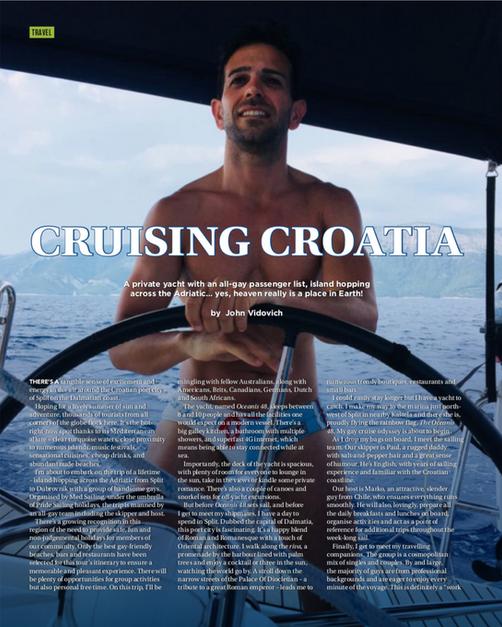 DNA Magazine, Page 1