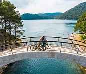 Cycle the Lake, Mljet