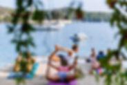Yoga Sailing Greece