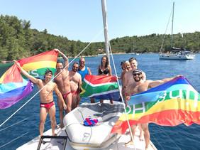 Pride Gay Holidays