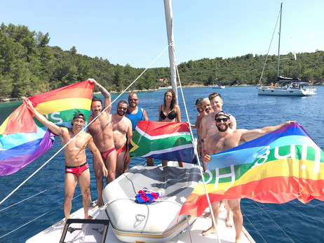 Pride Gay Holidays