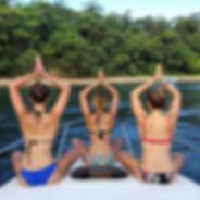 Yoga Saiing Holidays