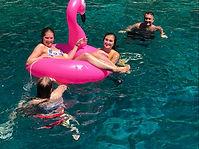 Sail in Greece - Swim Stops