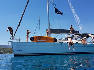 Sail Croatia Scuba Dive