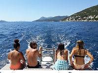 Family Sailing Holiday Trip