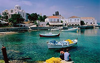 Spetses Holiday Greece